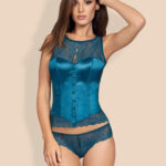 Obsessive-miamor-corset-turquoise