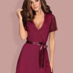 Obsessive-miamor-peignoir-ruby