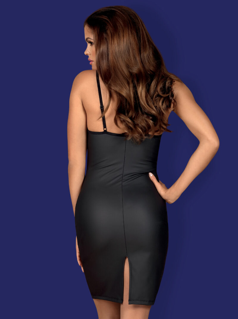 Obsessive-redella-dress-back